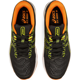 asics GT-1000 8 Schuhe Herren black/safety yellow
